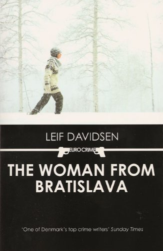 The Woman from Bratislava by Leif Davidsen