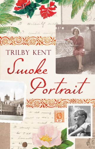 Smoke Portrait by Trilby Kent