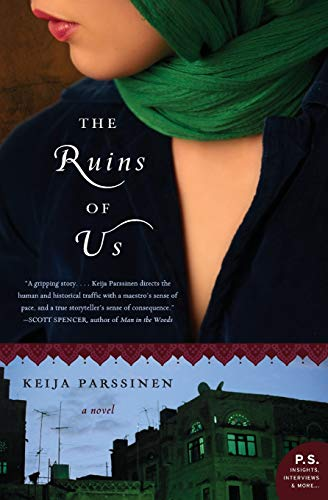 The Ruins of Us by Keija Parsinnen