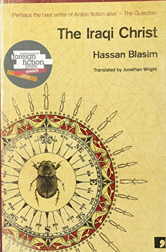 The Iraqi Christ by Hassan Blasim