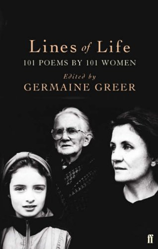 101 Poems by 101 Women by Germaine Greer (editor)