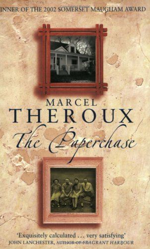 The Paperchase by Marcel Theroux
