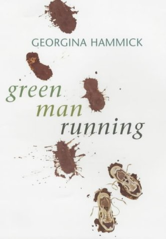 Green Man Running by Georgina Hammick