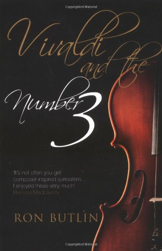 Vivaldi and the Number 3 by Ron Butlin