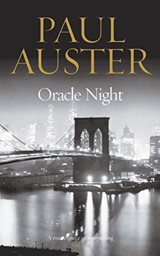 Oracle Night by Paul Auster