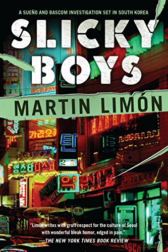 Slicky Boys by Martin Limon