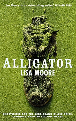 Alligator by Lisa Moore