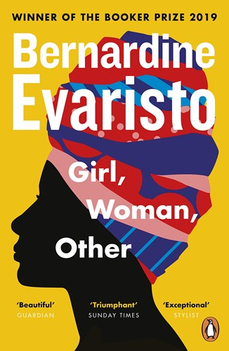 Girl, Woman, Other by Bernadine Evaristo